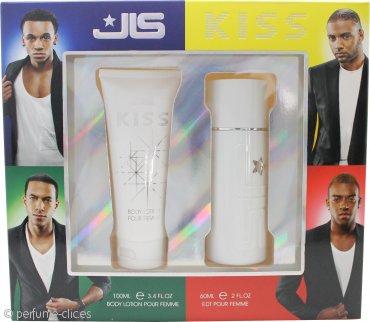 JLS Kiss Set de Regalo 60ml EDT + 100ml Loción Corporal