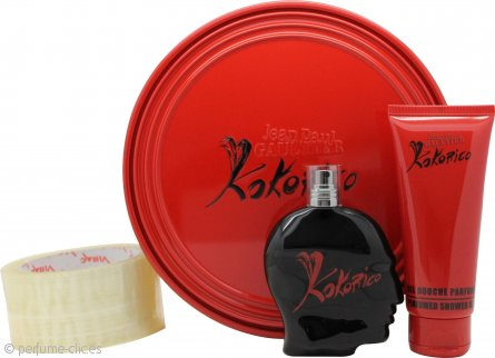 Jean Paul Gaultier Kokorico Set de Regalo 50ml EDT + 100ml Gel de Ducha Perfumado