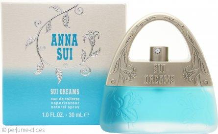 Anna Sui Sui Dreams Eau de Toilette 30ml Vaporizador