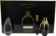 Lady Gaga Fame Set de Regalo 50ml EDP + 10ml Bola Perfumante + 142g Jabón