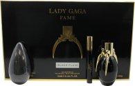 Lady Gaga Fame Set de Regalo 50ml EDP + 10ml Bola Perfumante + 142g Jabón