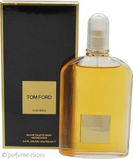 Tom Ford For Men Eau de Toilette 100ml Vaporizador