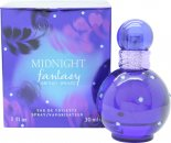 Britney Spears Midnight Fantasy Eau de Toilette 30ml Vaporizador