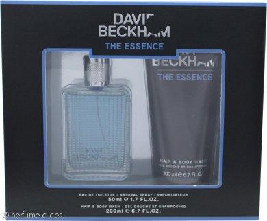 David Beckham Classic Blue Set de Regalo 40ml EDT + 200ml Gel Corporal y Capilar