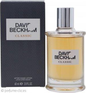 David Beckham Classic Aftershave 60ml Loción