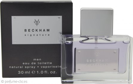 David & Victoria Beckham Signature Men Eau de Toilette 30ml Vaporizador