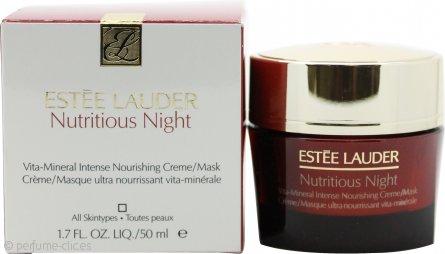 Estee Lauder Nutritious Crema Nutritiva Intensa de Noche Vita-Mineral 50ml