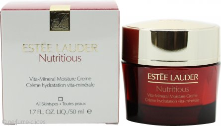 Estee Lauder Nutritious Crema Hidratante Vita-Mineral 50ml