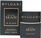 Bvlgari Man In Black Eau de Parfum 30ml Vaporizador