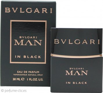 Bvlgari Man In Black Eau de Parfum 30ml Vaporizador