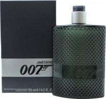 James Bond 007 Eau de Toilette 125ml Vaporizador