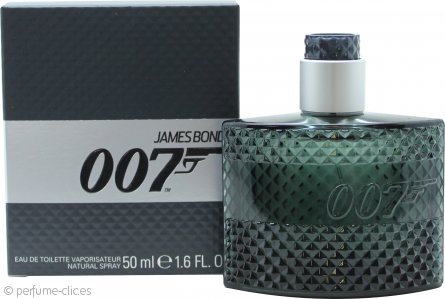 James Bond 007 Eau de Toilette 50ml Vaporizador