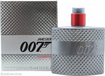 James Bond 007 Quantum Eau de Toilette 75ml Vaporizador