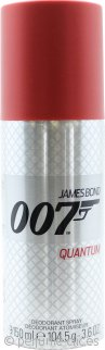 James Bond 007 Quantum Desodorante Vaporizador 150ml