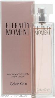 Calvin Klein Eternity Moment Eau de Parfum 50ml Vaporizador
