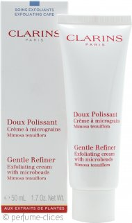Clarins Gentle Refiner Crema Exfoliante 50ml