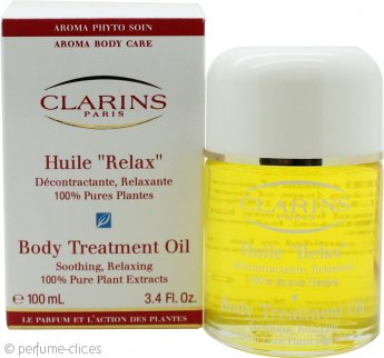 Clarins Relax Body Aceite Tratamiento Corporal Relajante 100ml