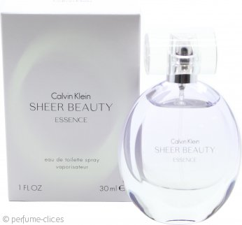 Calvin Klein Sheer Beauty Essence Eau De Toilette 30ml Vaporizador