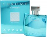 Azzaro Chrome Summer Eau de Toilette 50ml Vaporizador