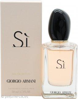 Giorgio Armani Si Eau de Parfum 50ml Vaporizador
