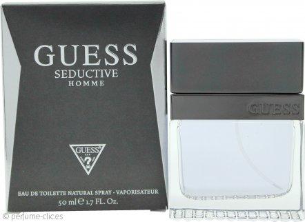 Guess Guess Seductive Homme Eau de Toilette 50ml Vaporizador