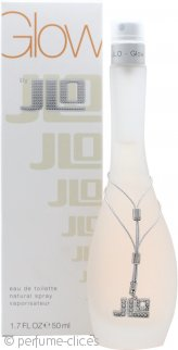 Jennifer Lopez Glow Eau de Toilette 50ml Vaporizador