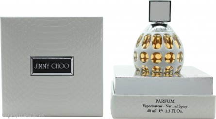 Jimmy Choo Jimmy Choo Limited Edition Parfum 40ml Vaporizador (Blanco)