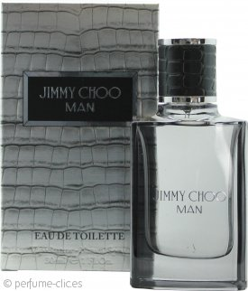 Jimmy Choo Man Eau De Toilette 30ml Vaporizador