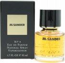 Jil Sander No. 4 Eau de Parfum 50ml Vaporizador