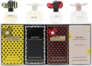 Marc Jacobs Miniatures Set de Regalo 4 x 4ml (Dot + Daisy + Daisy Eau So Fresh + Honey)