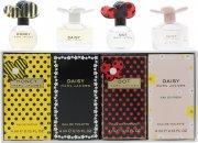 Marc Jacobs Miniatures Set de Regalo 4 x 4ml (Dot + Daisy + Daisy Eau So Fresh + Honey)