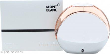 Mont Blanc Presence d'une Femme Eau de Toilette 75ml Vaporizador