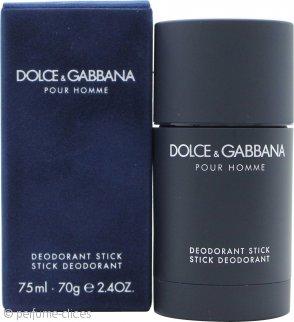 Dolce & Gabbana Pour Homme Desodorante en Barra 75ml
