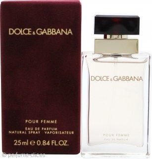 Dolce & Gabbana Pour Femme Eau de Parfum 25ml Vaporizador