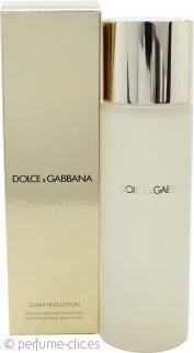 Dolce & Gabbana Loción Clarificante 150ml - Sin Alcohol