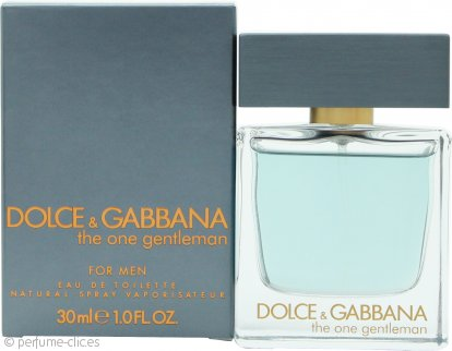 Dolce & Gabbana The One Gentleman Eau de Toilette 30ml Vaporizador