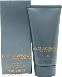 Dolce & Gabbana The One Gentleman Bálsamo Aftershave 75ml