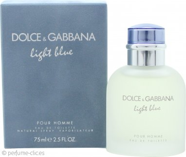 Dolce & Gabbana Light Blue Eau de Toilette 75ml Vaporizador