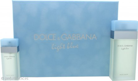 Dolce & Gabbana Light Blue Set de Regalo 100ml EDT + 25ml EDT