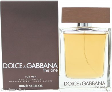 Dolce & Gabbana The One Eau de Toilette 100ml Vaporizador