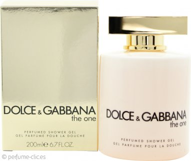 Dolce & Gabbana The One Gel de Ducha 200ml