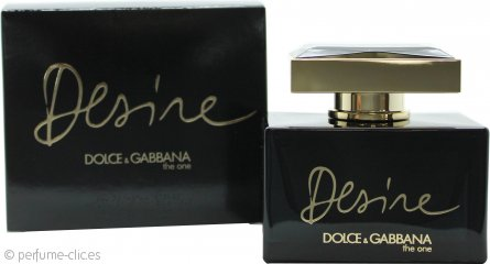 Dolce & Gabbana The One Desire Eau de Parfum 75ml Vaporizador