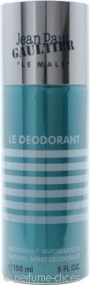 Jean Paul Gaultier Le Male Desodorante en Vaporizador 150ml