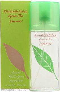 Elizabeth Arden Green Tea Summer Eau de Toilette 100ml Vaporizador