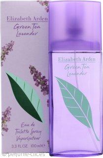 Elizabeth Arden Green Tea Lavender Eau de Toilette 100ml Vaporizador