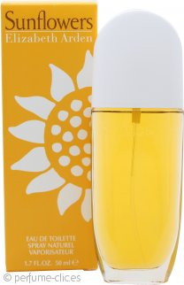 Elizabeth Arden Sunflowers Eau de Toilette 50ml Vaporizador