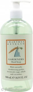 Crabtree & Evelyn Gardeners Jabón de Manos 500ml