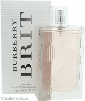Burberry Brit Rhythm for Women Eau de Toilette 90ml Vaporizador
