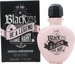 Paco Rabanne Black XS Be A Legend Debbie Harry Eau de Toilette 50ml Vaporizador