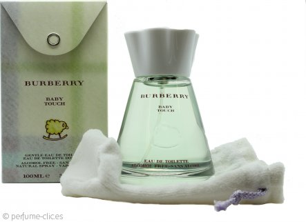 Burberry Baby Touch Sin Alcohol Eau de Toilette 100ml Vaporizador